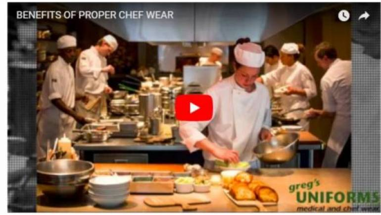 WHY CHEF WEAR?