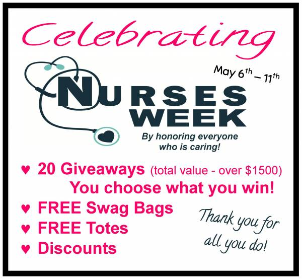 NURSES WEEK CELEBRATION MAY 6-11