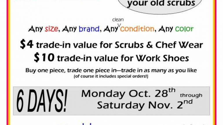 GREG'S FALL TRADE-IN SALE!!!